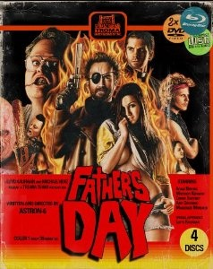 father's day troma dvd