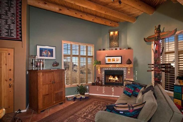 Southwest colors ideals for my home pinterest for Southwest colors for living room