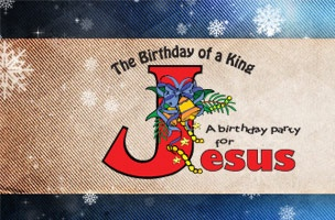 ideas for a Birthday Party for Jesus  Christmas is for Kids  Pinter ...