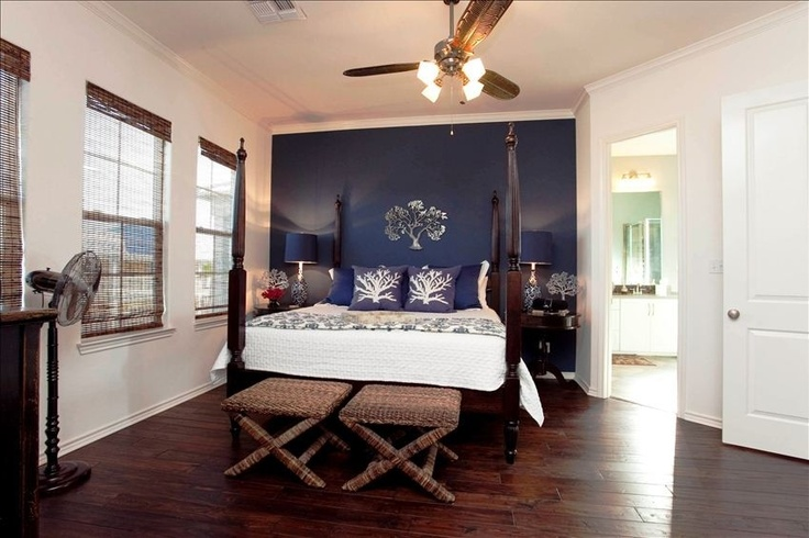 Accent wall | Beach house decor | Pinterest