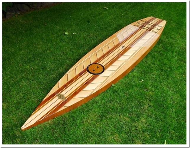 Wood Sup Paddleboard ~ Custom wooden sup boards toys pinterest