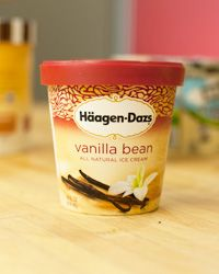 ... Vanilla Bean ice cream - a simple, classic flavor that is SO delicious