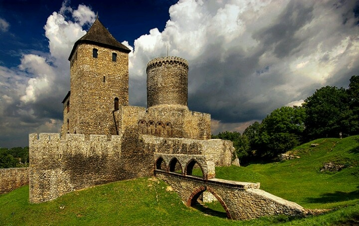 castle bedzin poland medieval - photo #1