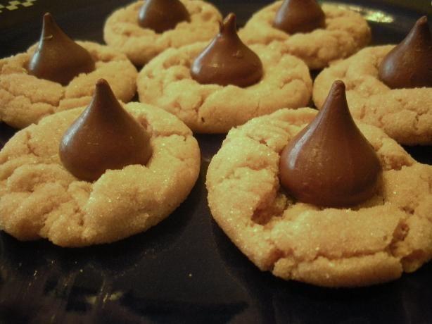 Crispy Peanut Butter Cookies. Photo by KCShell
