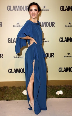 Ana Turpin in Juanjo Oliva - Glamour Spain 10th Anniversary Party