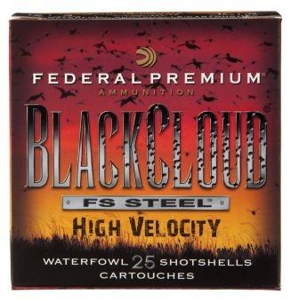 Federal Premium® Black Cloud® FS Steel® High Velocity Waterfowl Shotshells | Bass Pro Shops
