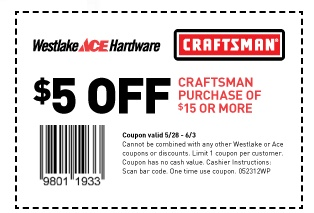 Ace Hardware Printable Coupons