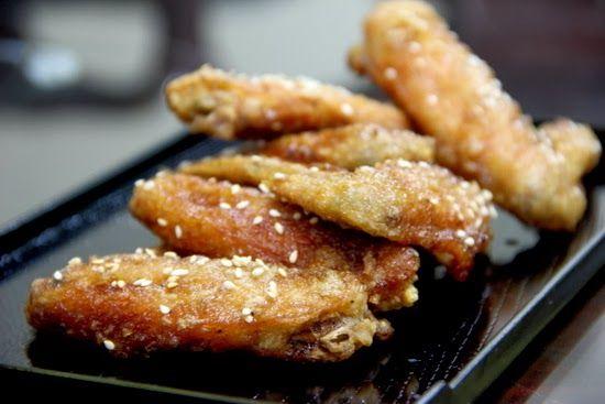 Tebasaki ( Japanese Fried Chicken ) | Foodie Fo' Life! | Pinterest
