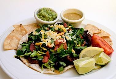 Vegetable tostadas | Mexican inspired vegan food | Pinterest