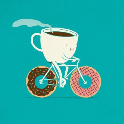donut bike
