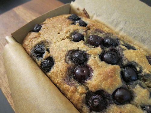 Whole Wheat Blueberry Banana Bread | Yummm.... | Pinterest