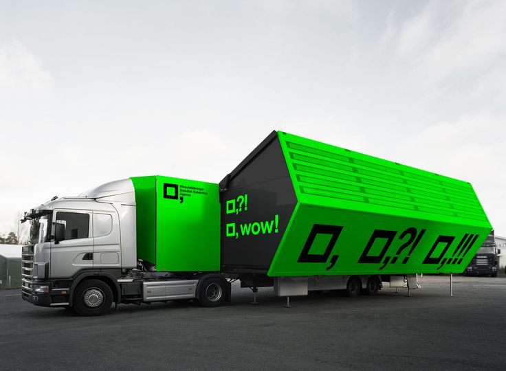 The Mobile Exhibition Lab – let the latest technology come to you