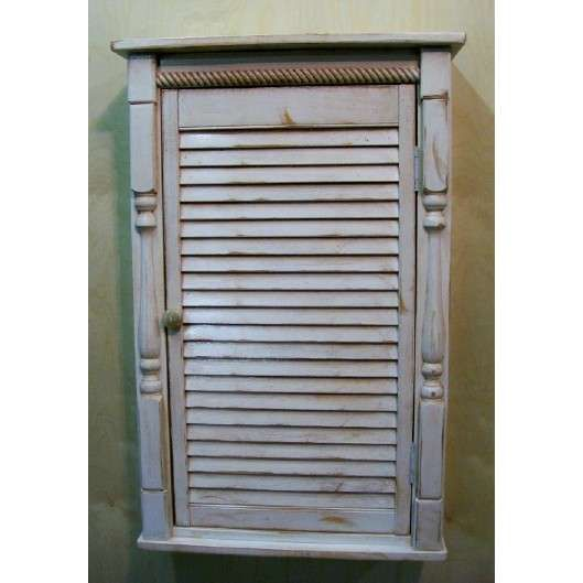 Louvered Door Wall Cabinet Photo Paint Design Ideas