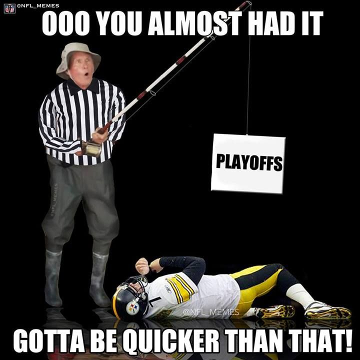 Funny Steelers Meme : I hate the steelers quotes quotesgram