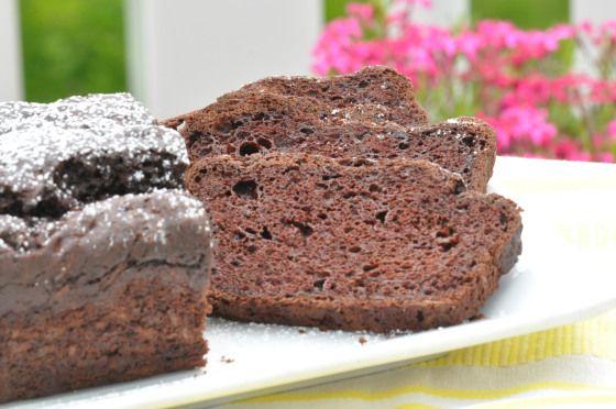 Gluten Free Chocolate Zucchini Bread | Favorite Recipes | Pinterest