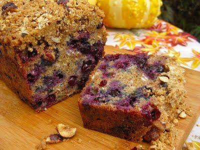 Maple Huckleberry Loaf | Huckleberry Food'n'Drink | Pinterest