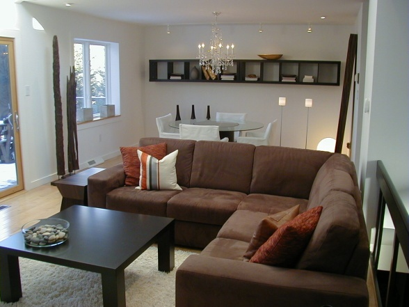 Love This Dining Living Room Combo The Living Room Pinterest