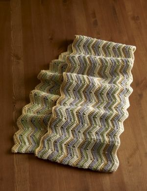 Crochet Scarf Patterns Zigzag : crochet zig zag scarf pattern knit one purl two Pinterest