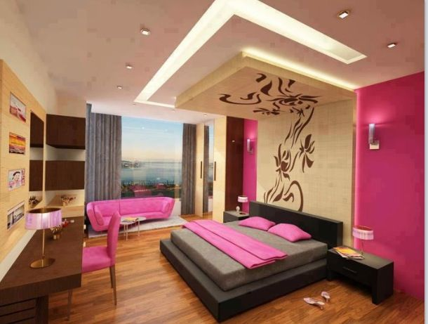 Pink and gray bedroom ideas pinterest for Bedroom ideas pink and grey