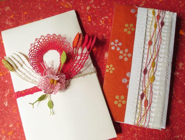 去年作ったご祝儀袋2種類 special envelope for monetary gifts - Yumiko Kotálová - Goshugibukuro - 20130414