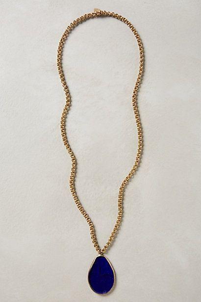 Joliette Pendant Necklace #anthropologie