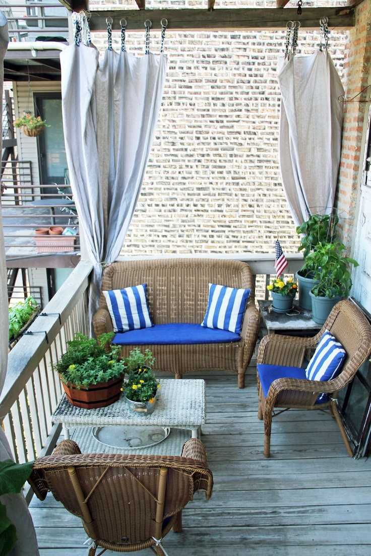Patio Drop Cloth Curtains Home Made Products Pinterest