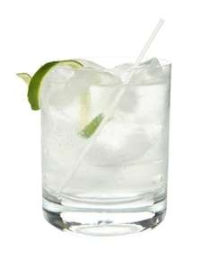 Vodka Tonic ... extra lime | Food and Drinks | Pinterest