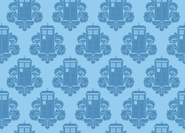 Doctor Who Tshirt Pattern