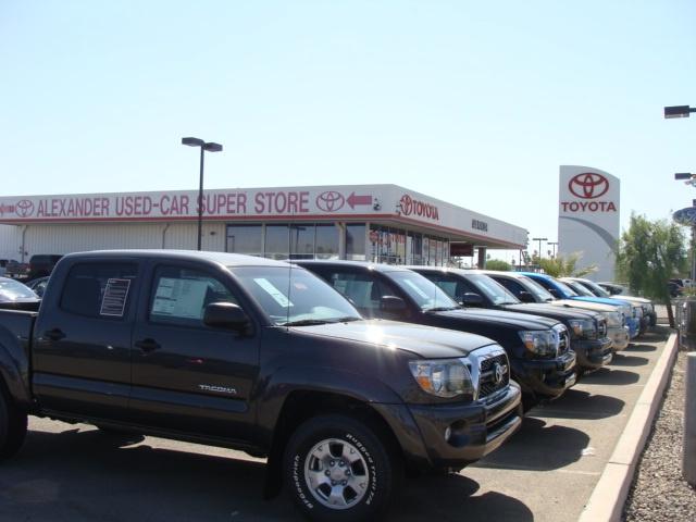 Alexander Toyota In Yuma Az Alexander Toyota Pinterest
