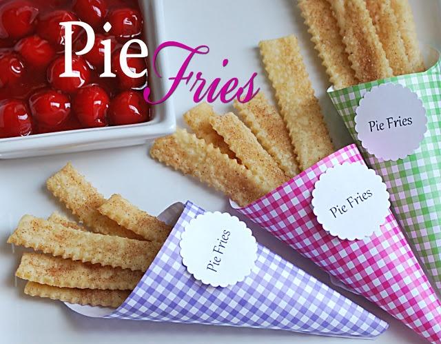 Pie Fries | Appetizers | Pinterest