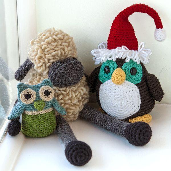 Crocheting Toys : crochet toys free pattern crafts Pinterest