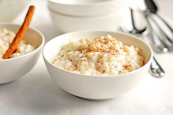 Arroz Con Leche — a Spanish rice pudding