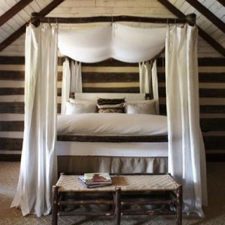 Bedroom on Rustic Bedroom   For The Home