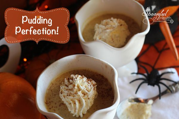 Pumpkin pudding-1 | good for your body stuff | Pinterest