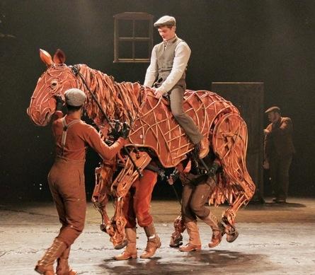 War horse broadway