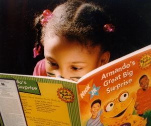 Reading is Fundamental: Motivating Kids to Read