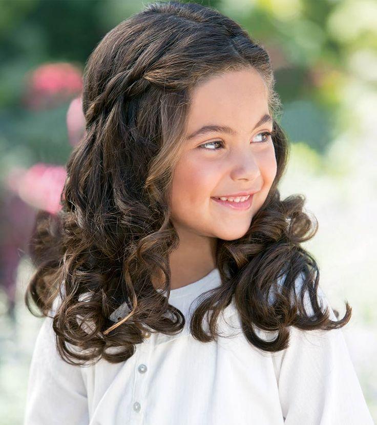 Shirley Temple curls Hair Pinterest