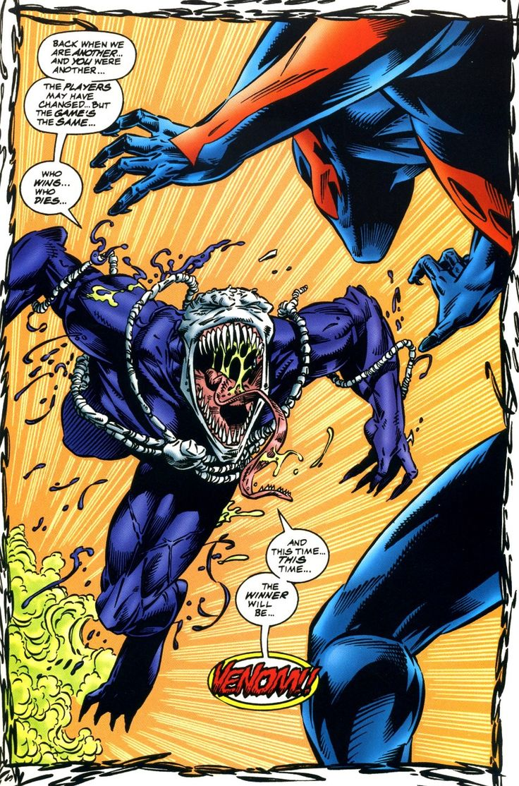 Venom 2099 | Comic Pics | Pinterest