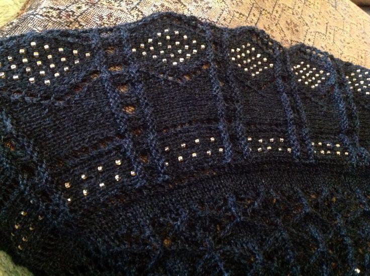 Magnfico Knit Edge Patterns Composicin Ideas De Patrones De