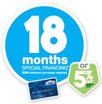 lowes credit card minimum payment