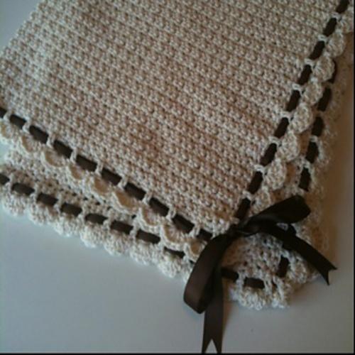 patterns library tiramisu baby blanket