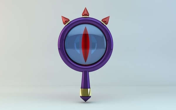 The Lens Of Truth Item On The Legend Of Zelda Games Always Reminds Me Of An All Seeing Eye