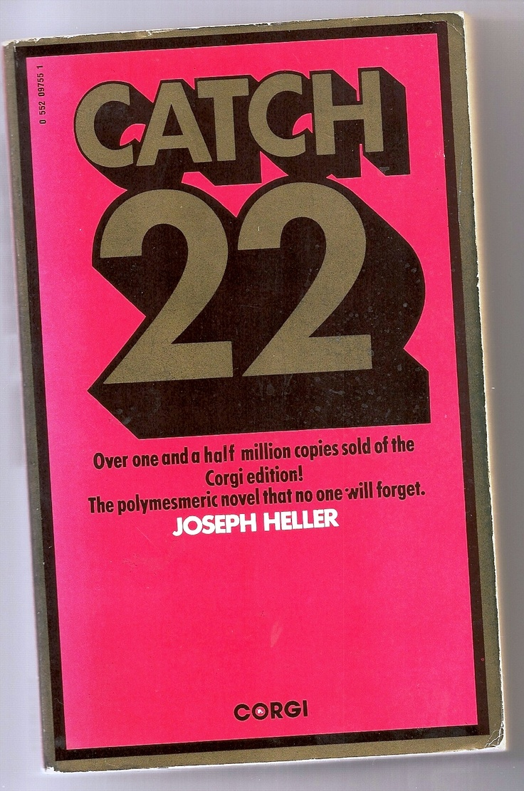 how to read catch 22
