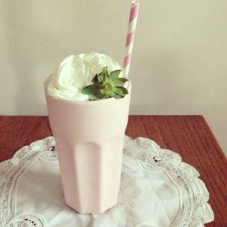 Lillet Buttermilk Shake Recipe — Dishmaps