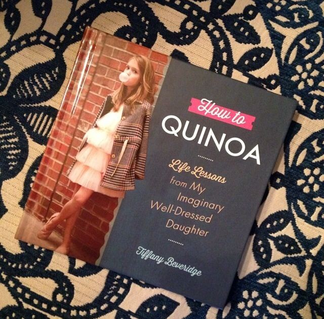 The How to Quinoa books are beginning to arrive! Order yours if you haven't already from your favorite bookseller! #MIWDTD