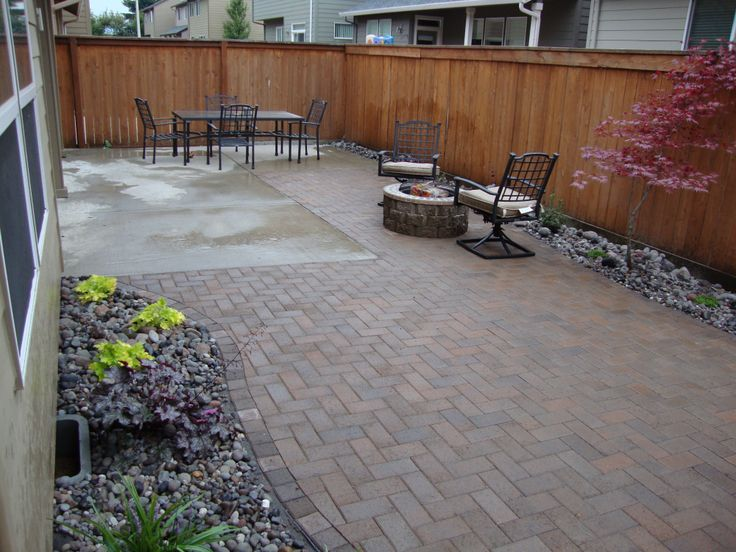 small backyard ponds with fire pit patio small back patio with fire