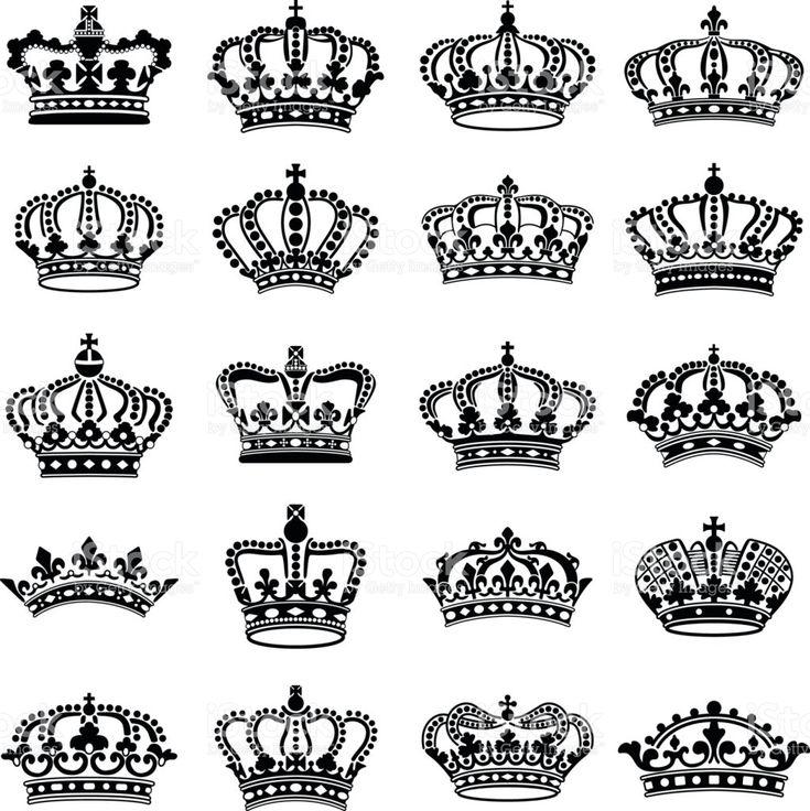 Black Queen Crown Symbol Animalcarecollegefo