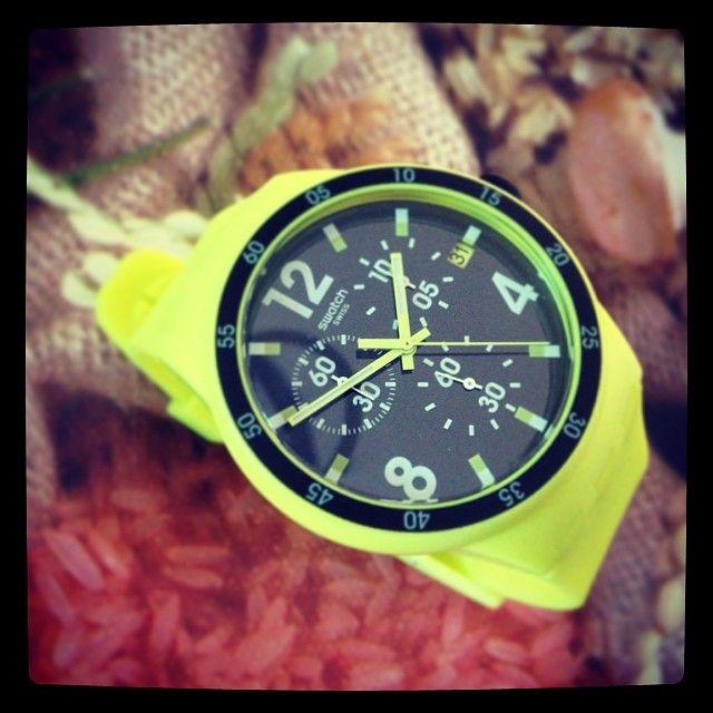 LIMONATA #Swatch http://swat.ch/Lemonata