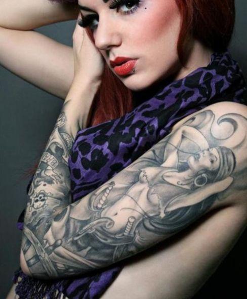 Sleeve ideas tattoo ideas and inspiration pinterest
