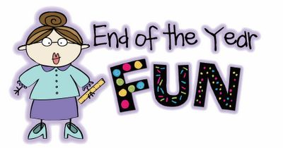 Cute ideas and printables for the end of the school year